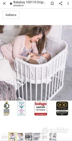 Lettino culletta neonato Babybay