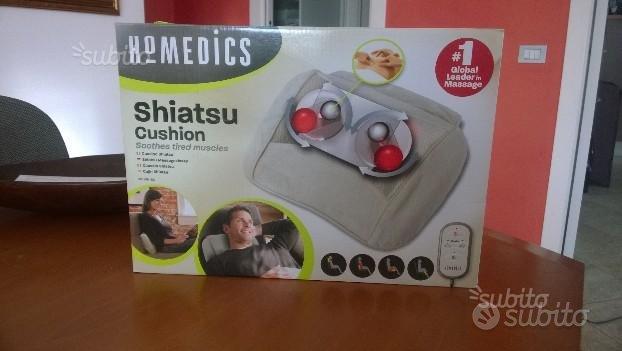Cuscino shiatsu