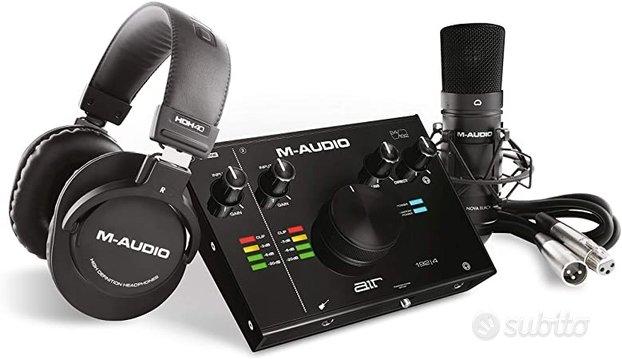 M audio air 192-4 studio pro