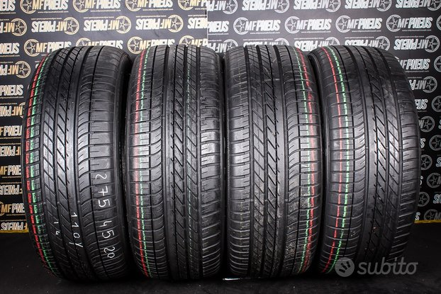 Gomme usate estive 275 45 20 goodyear