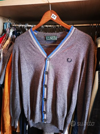 Fred Perry Cardigan M