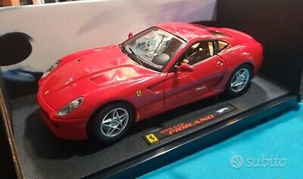 Ferrari 599 GTB FIORANO Hot Wheels Elite 1/18