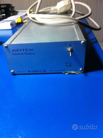 Sniffer radio 0-900 mhz scanner radiofrequenze
