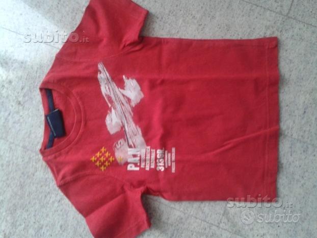 Maglietta mezze manica aeronautica militare tg.2 a