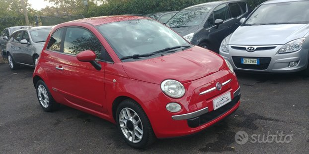 Fiat 500 1.3 multijet Start Stop pop star