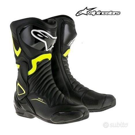 Stivali alpinestars moto smx-6 v2 racing