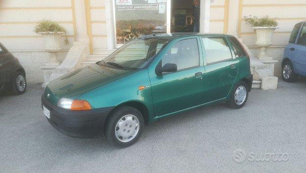 FIAT Punto 55 unipro solo 58mila km - 1997