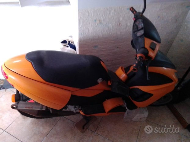 Scooter 50 cc Benelli 491 sp