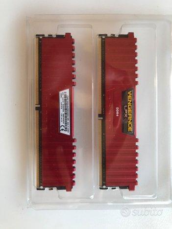 [come nuovo] RAM vengeance LPX 16gb 3200mhz ddr4