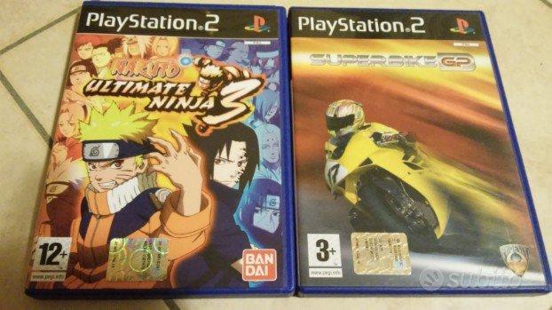 Videogiochi Play Station 2