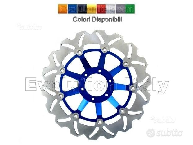 Disco Freno Margherita Blu Personalizzato