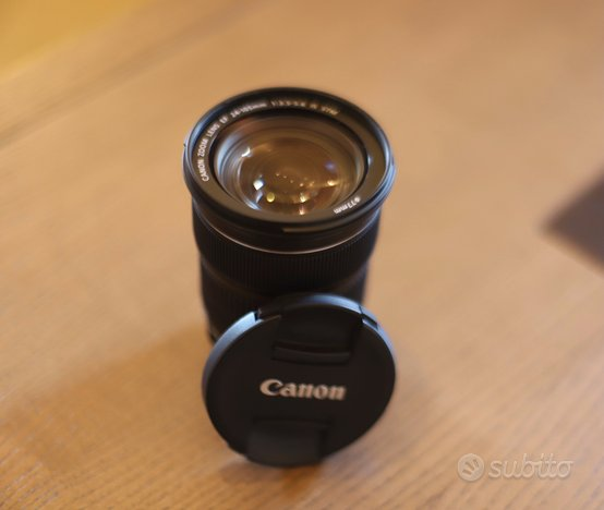 Canon EF 24-105mm f/3.5-5.6 IS STM (Scatola Bianc