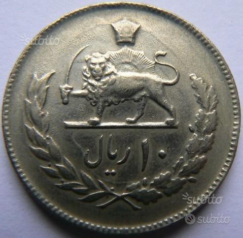 Monete estere CIPRO - IRAN - ISRAELE e PALESTINA