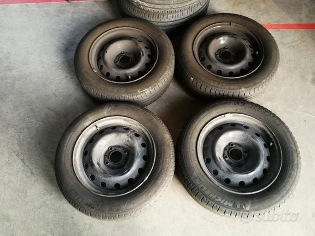 Cerchi Citroen- Peugeot 15+ pneumatici 185.65.15