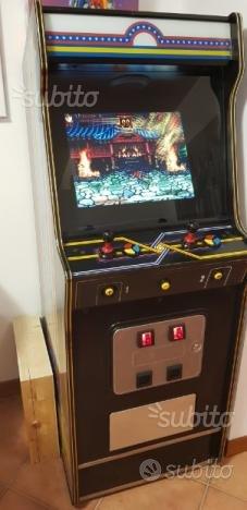 Videogioco cabinato da bar 1000 giochi funzionante