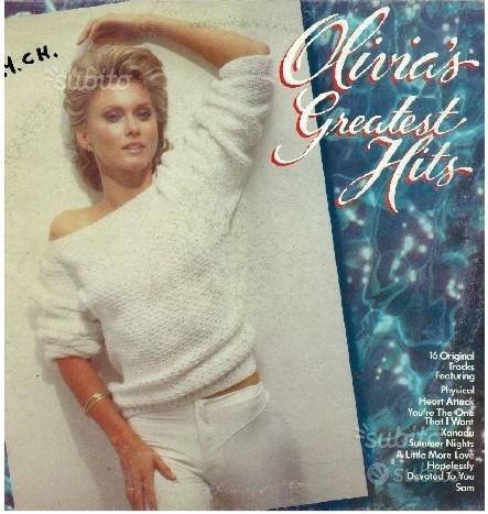 Greatest Hits [Vinyl] Olivia Newton-John.(5698n)