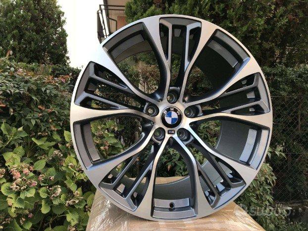 CERCHI BMW 599 m X5 X6 MADE IN GERMANY 20 21 22