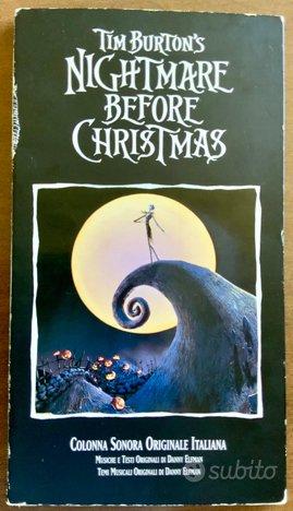 CD Nightmare Before Christmas
