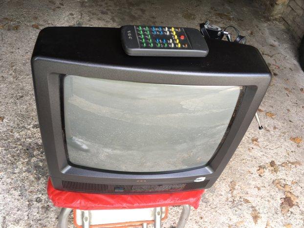 TV Mivar 14 pollici