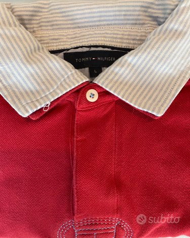 Polo vintage Tommy Hilfiger