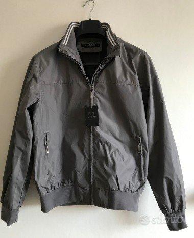 Giubbetto Kunking Sportswear grigio taglia L nuovo