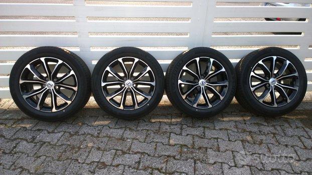 Ruote e cerchi da 17 nuovi Volvo V60