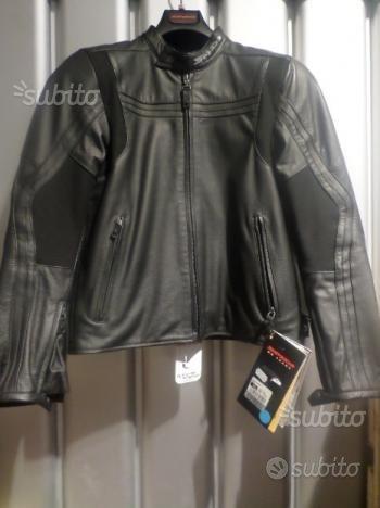 JK Leather Spidi