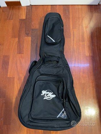 Stefy line borsa custodia imbottita per chitarra