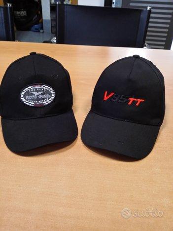 Cappello con visiera Moto Guzzi