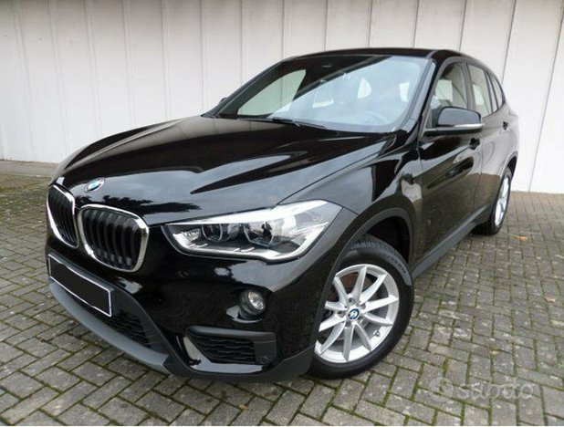 BMW X1 xDrive 18d Advantage LED, NAVI, KM Certific