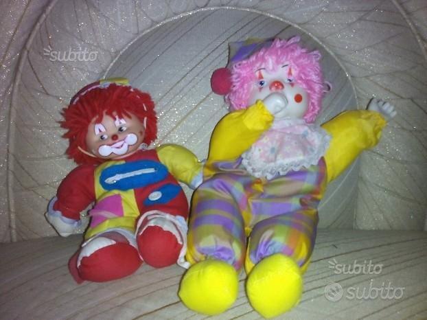 Peluche clown