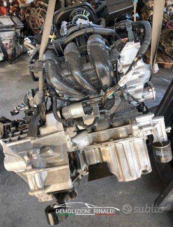 Motore Toyota Aygo 1.0 benzina 1KR-FE