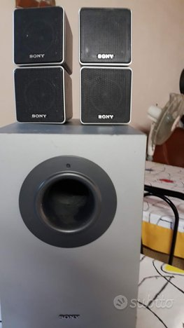 Subwoofer Sony 5 satelliti