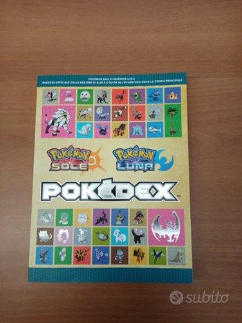 Pokedex - Guida Strategica Pokemon Sole e Luna