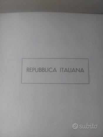 Francobolli Album Marini Italia 1945/59