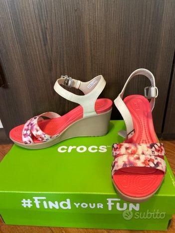 Sandali Crocs n. 36