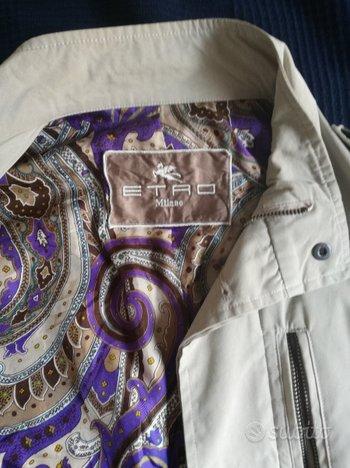 Etro Giacca Fashion Nuova