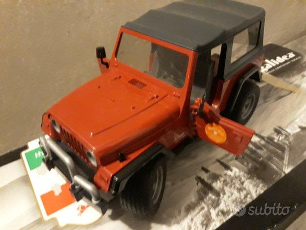Jeep Wrangler Bruder