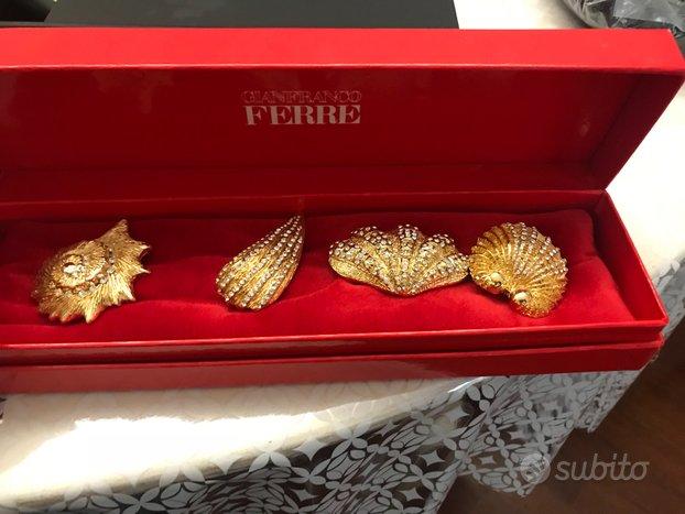 Spille Vintage Gianfranco Ferrè