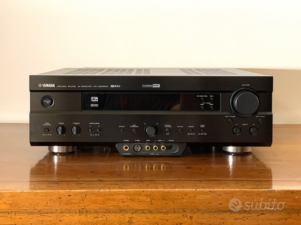 Home theater ampli Yamaha Dolby Digital DTS