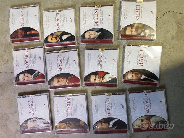 12 cd musica classica