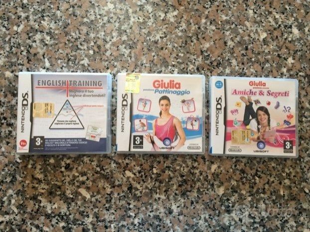 Giochi sfusi Nintendo DS (Giulia Passione, etc)
