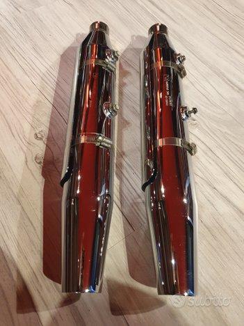 Scarichi Harley-Davidson Softail dal 2007