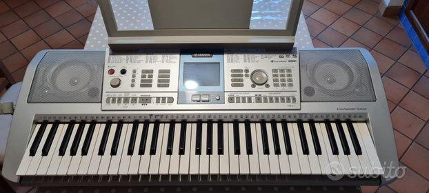 Tastiera portatile yamaha pari al nuovo