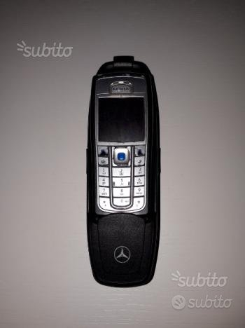 Basetta telefono Mercedes