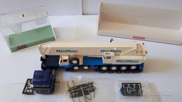 Plastici ferroviari e trenini elettrici 17