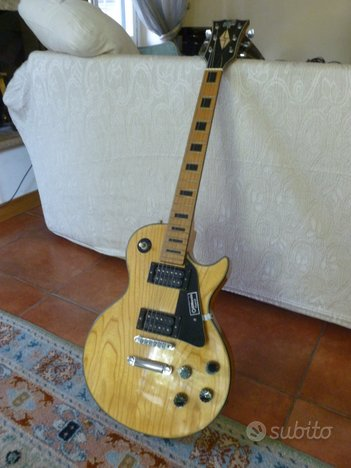 Chitarra elettrica Hondo II Les Paul