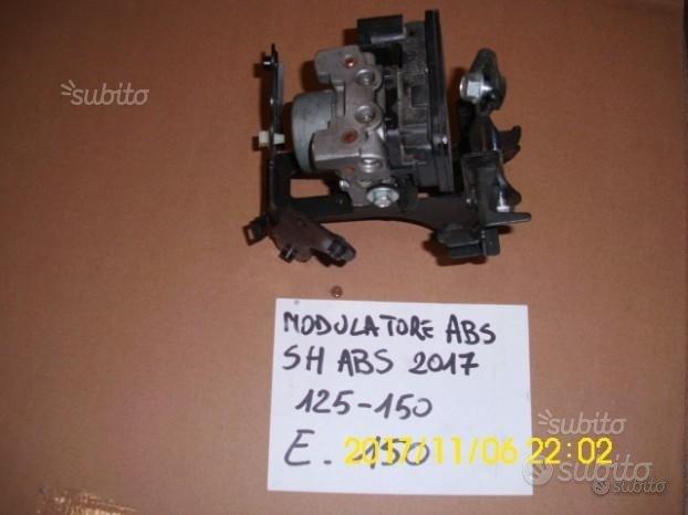 Modulatore abs honda sh 125/50