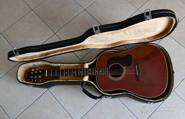 Chitarra Acustica Washburn D12/BR anni 90