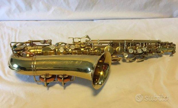 Sassofono/sax Contralto/alto Buescher Aristocrat